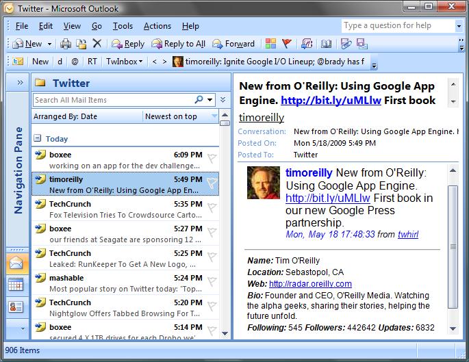 Windows 7 TwInbox 2.3 full