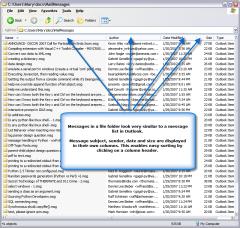 Message Save archive screenshot 3 thumbnail